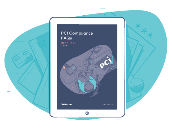 Ensure Your Software Company Is PCI Compliant - illustration of PCI compliance pack viewed on tablet illustrating the ability to download the pack.