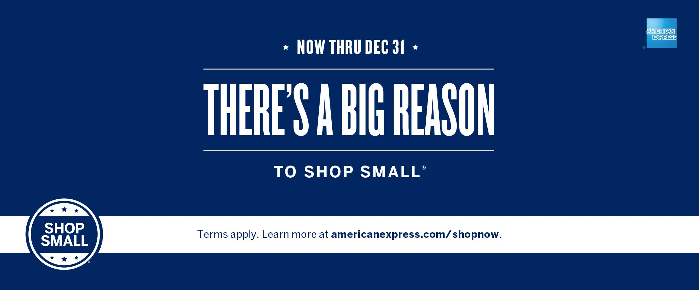 American Express is Giving Small Business Owners Free Marketing